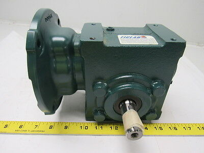 Dodge 17Q50R56 Right Angle Worm Gear Speed Reducer 50:1 Ratio