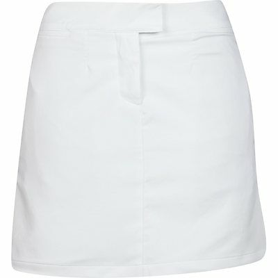 Puma Drycell Solid Tech White Golf Shorts Women