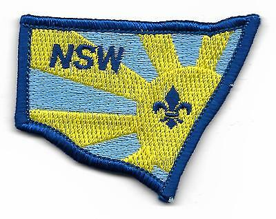 New South Wales Australia Scout Badge