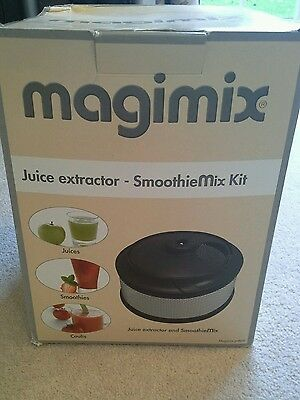 Magimix Juice Extractor SmoothieMix Kit 17652 for Food Processors