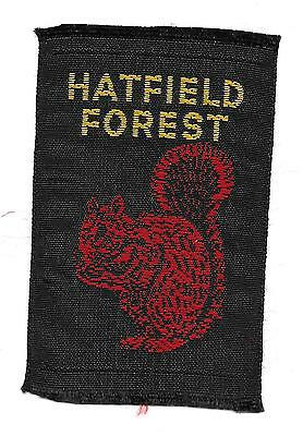 Hatfield Forest Scout Badge