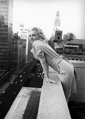 Marilyn Monroe Poster Art Print Picture A3 11.7 × 16.5 Inch Amk1866