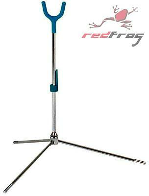 New Black Sheep Archey Recurve Bow Stand Steel Metal String Keeper Tripod