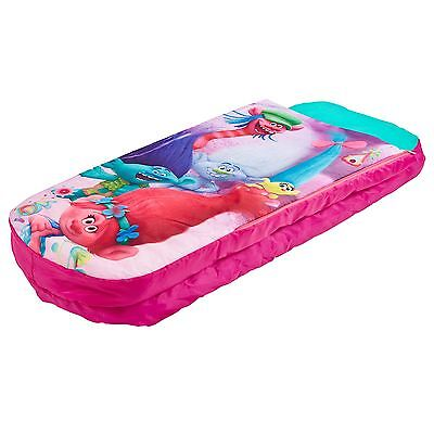 Official Trolls Junior Ready Bed All In One Sleepover Solution Free P+P New