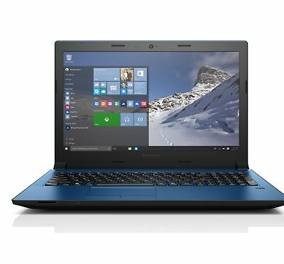 Lenovo 15.6 Inch Intel i3 2GHz 8GB 1TB WiFi Windows 10 Laptop Blue - From Argos