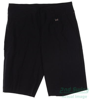 New Womens EP Pro Golf Shorts Size 6 Navy Blue MSRP $70