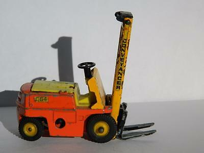 Dinky Toys Meccano Vintage 1967 Fork Lift Truck Conveyancer No.404