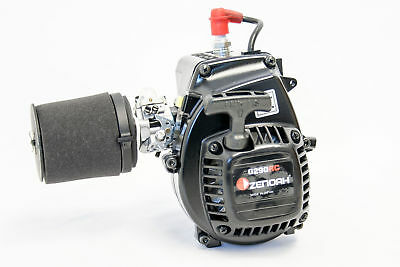 Zenoah G290RC 29cc Gas Engine w/ Racing Clutch, Fits 1/5 HPI Baja 5b 5t Roller