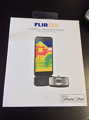 FLIR ONE Thermal Imaging Camera for iPhone iPad HJ102VC/A