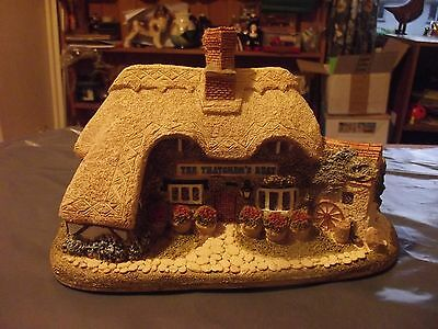 """lilliput lane """"thatchers rest"""" with deeds and boxed"""