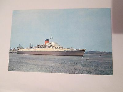 Postcard of RMS Windsor Castle unposted