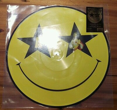 "Ecstasy Club Jesus Loves The Acid 12"" Pic Disc Record Store Day 2016 RSD NEW"