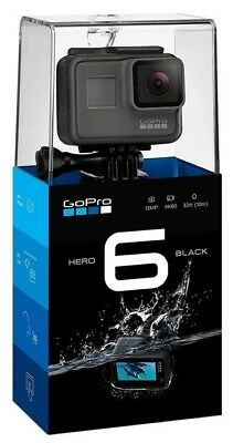 GoPro HERO5 HERO 5 Black 4K Action Video Camera CHDHX-501 TouchScreen Display