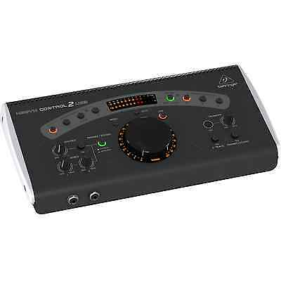 Behringer Xenyx Control2USB - Headphone Amplifier