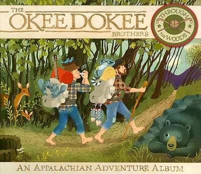 The Okee Dokee Brothers - Through the Woods: An Appalachian Adventure Album