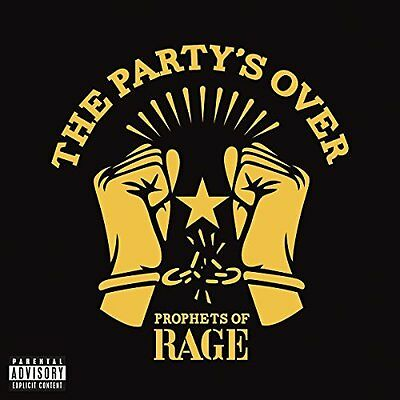 Prophets of Rage-The Party`s Over  VINYL NEW