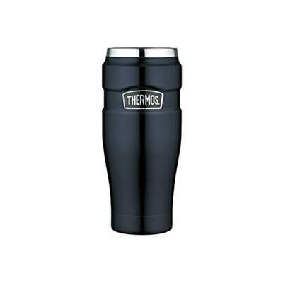 Thermos Isoliertrinkbecher Stainless King Blue 0,47 Liter blau Trinkbecher