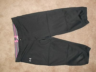Girls Youth XL Under Armour Softball Pants