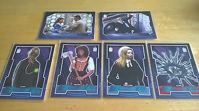 Topps Doctor Who 2015 VARIOUS SHORT PRINT CARDS