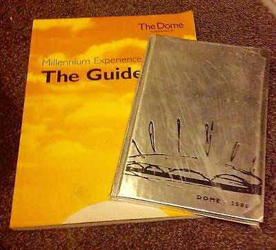 Millennium Dome 2000, Diary, Experience Booklet