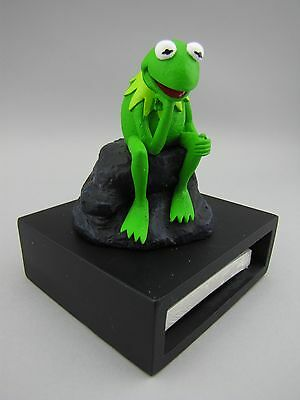 Kermit Thinker Paperweight Pen Note Holder Muppets Rare NWOT NWOP