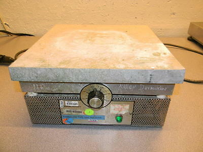 """Thermolyne Type 2200 Hot Plate, HPA2235M, 12"""" x 12"""" Surface"""