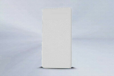 8000mAh Portable White Power Bank Backup Battery For Mobile Phones {xl216