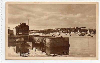 """""postcard Customs House Quay,falmouth,cornwall"""""