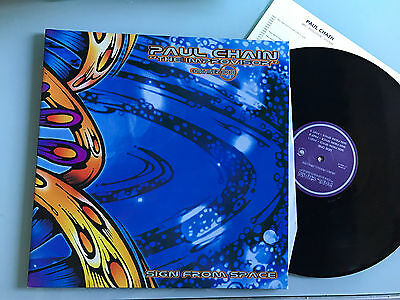 LP ITALY 2001 NM Paul Chain  Sign From Space ((Death SS