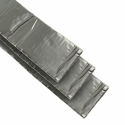 Foil Backed Butyl Box Gutter Sealing Tape Flashing Strip Conservatory Roof