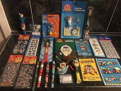 Large Taz Lot Very Collectable