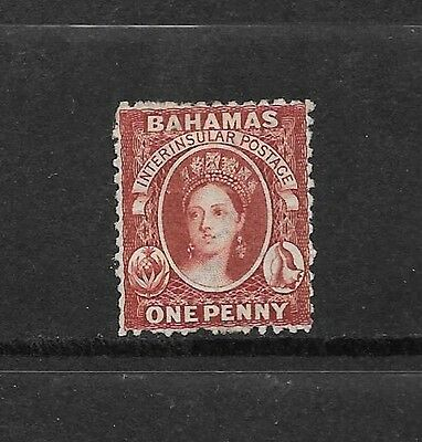 Bahamas  Scott No. 11 or 11a