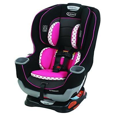 Graco Extend2Fit Convertible Car Seat, Kenzie New