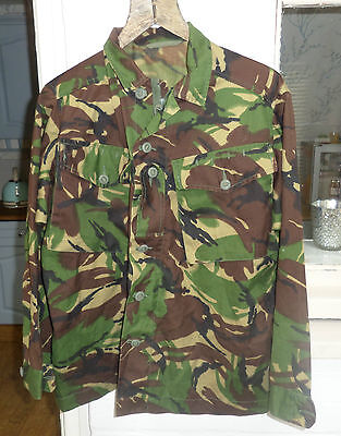 Official British Army Issue Lightweight Tropical Dpm Combat Jacket