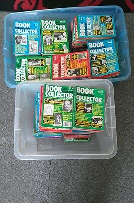 Collection Of 218 Book And Magazine Collectors Some Rare