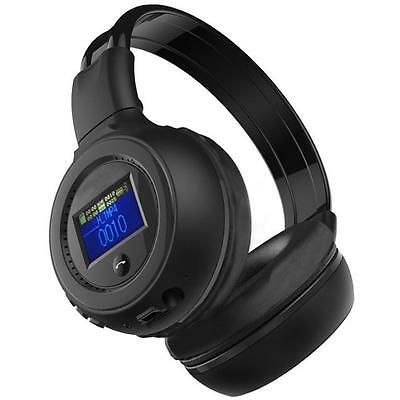 3.0 Stereo Bluetooth Wireless Headset/Headphones With Call Mic/Microphone HOT