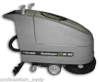 "Reconditioned Tornado EZ20BD 20"" Walk-Behind Scrubber"