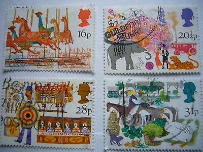 British Fairs fine used set from 1983