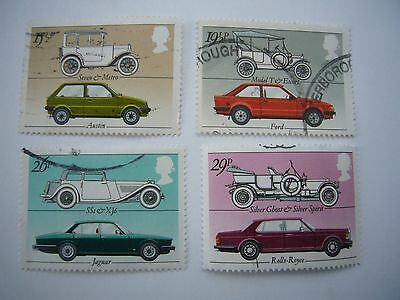 British Motor Industry fine used set from 1982