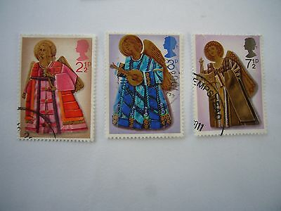 Christmas fine used set from 1972