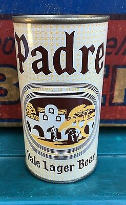Padre Flat Top Beer Can