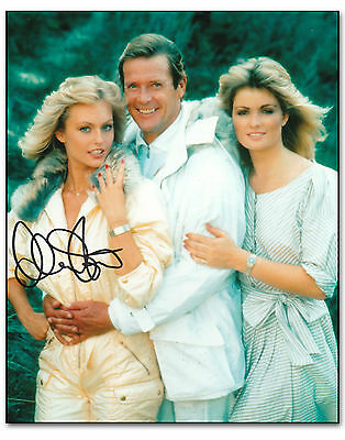 Mary Stavin Signed 10X8 Photograph James Bond A View To Kill