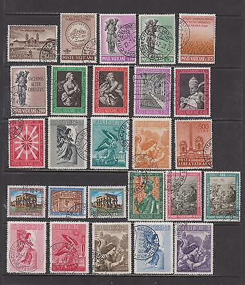 Vatican- Lot 4922. Used. Including Air.