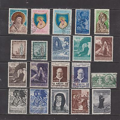 Vatican- Lot 4921. Used.