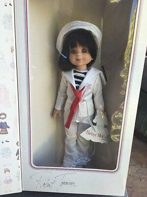 """14"""" Betsy McCall Doll Robert Tonner Signed Sailor"""
