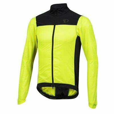 Pearl Izumi Men's P.R.O. Barrier Lite Jacket Lightweight Cycling Wind Breaker