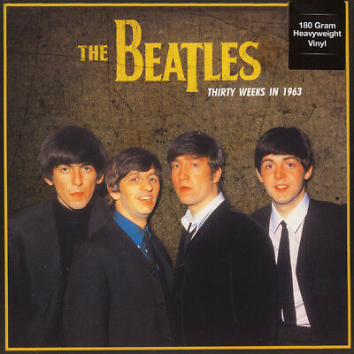 Beatles, The - Thirty Weeks In 1963 (Vinyl LP - 2016 - EU - Original)