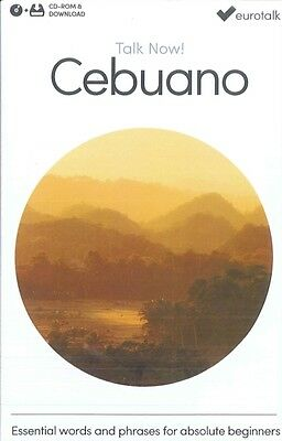Talk Now! Learn Cebuano (2015) (Talk Now 2015) (Unbound), EuroTal. 9781785014635