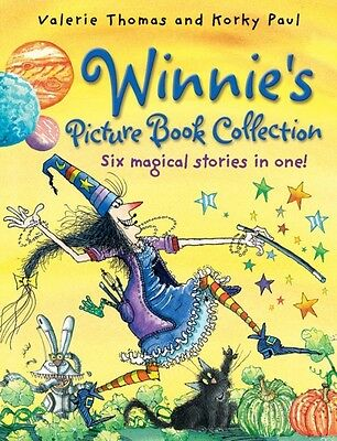 Winnie's Picture Book Collection (Hardcover), Thomas, Valerie, 9780192734655
