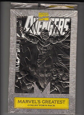 Marvel's Greatest Collector's  pack, Blood ties, X-men, Avengers, b39